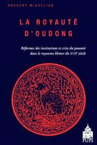 Le royaume d'Oudong